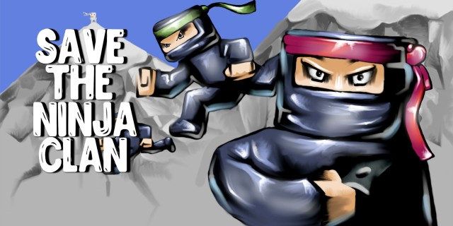 Image de Save the Ninja Clan