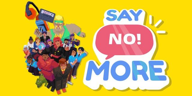 Image de Say No! More