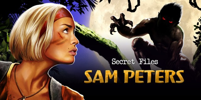 Image de Secret Files Sam Peters