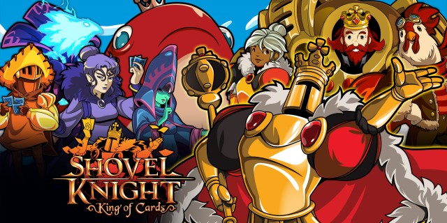 Image de Shovel Knight: King of Cards