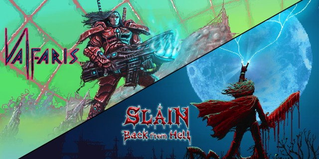 Image de Valfaris & Slain Double Pack