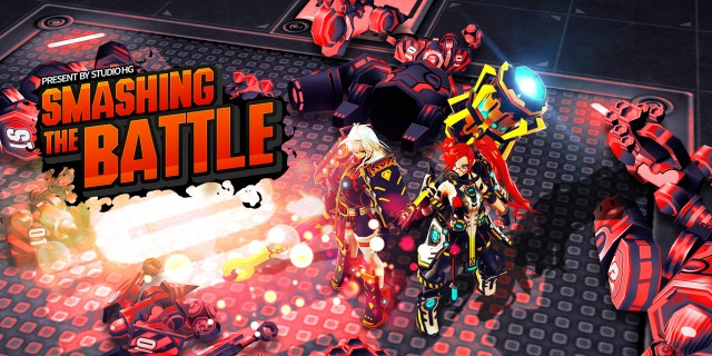 Image de SMASHING THE BATTLE
