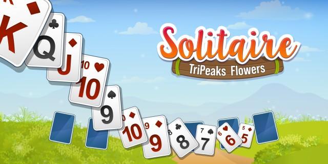 Image de Solitaire TriPeaks Flowers