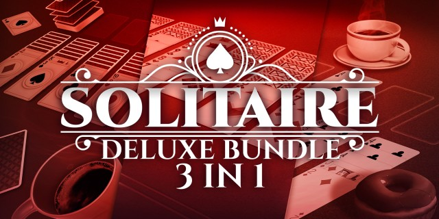 Image de Solitaire Deluxe Bundle - 3 in 1
