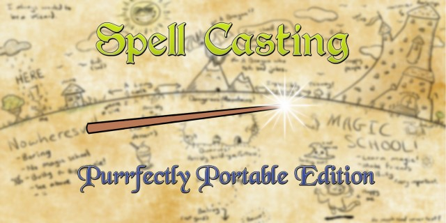 Image de Spell Casting: Purrfectly Portable Edition