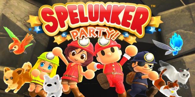 Image de Spelunker Party!