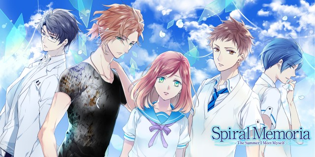 Image de Spiral Memoria -The Summer I Meet Myself-