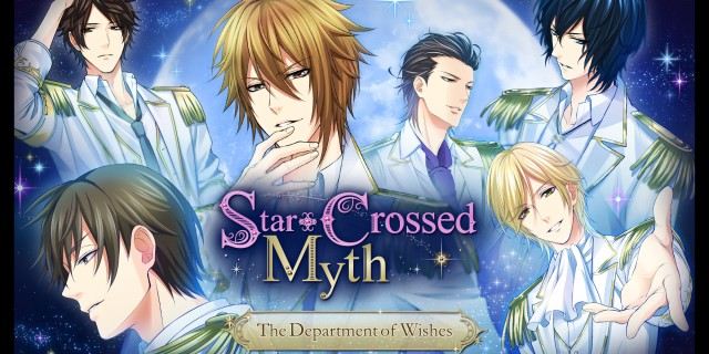 Image de Star-Crossed Myth - The Department of Wishes -