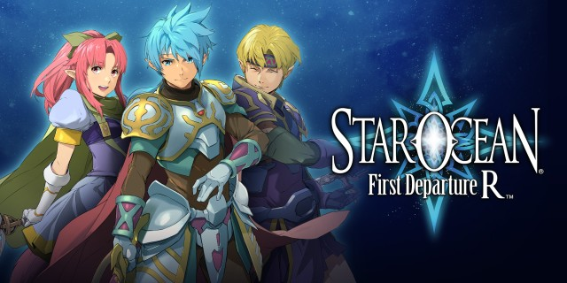 Image de STAR OCEAN FIRST DEPARTURE R