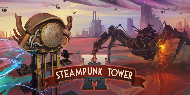 Image de Steampunk Tower 2