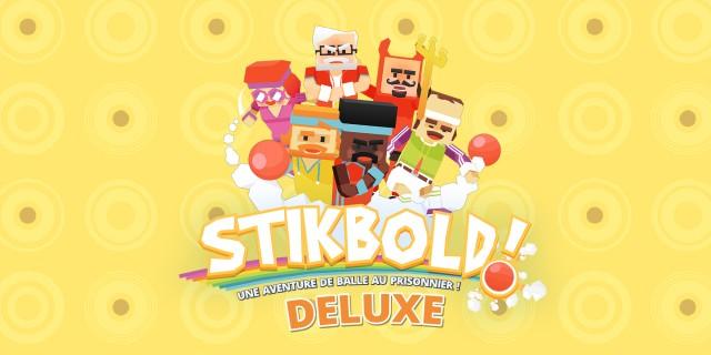 Image de Stikbold ! Une Aventure de balle au prisonnier ! DELUXE