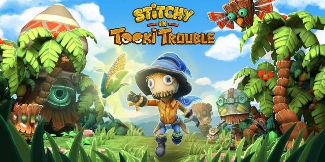 Image de Stitchy in Tooki Trouble