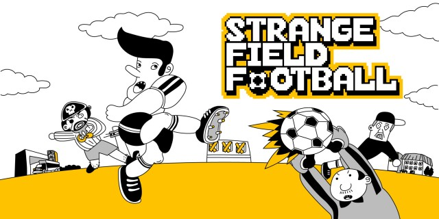 Image de Strange Field Football