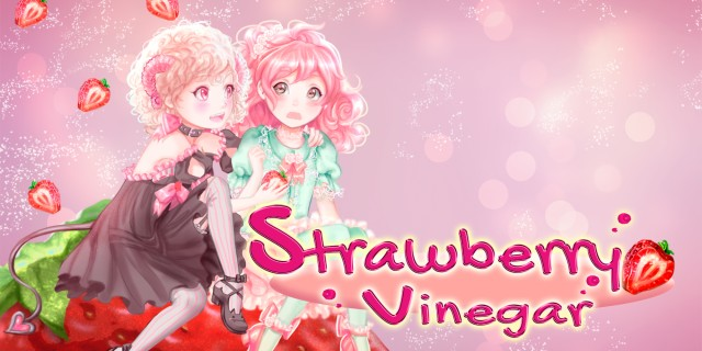 Image de Strawberry Vinegar