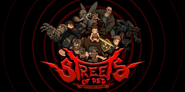 Image de Streets of Red - Devil's Dare Deluxe