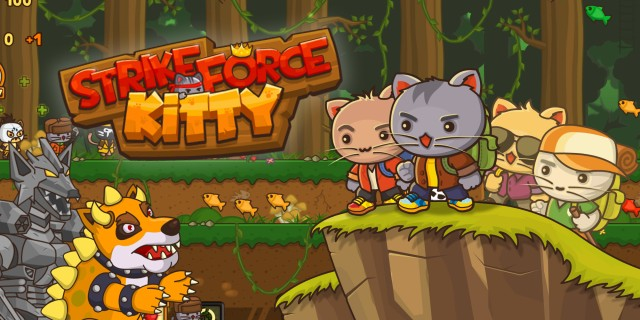 Image de Strike Force Kitty