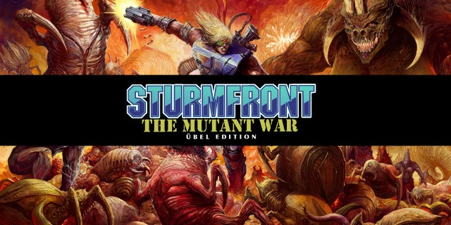 Image de SturmFront - The Mutant War: Übel Edition