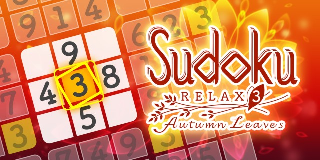 Image de Sudoku Relax 3 Autumn Leaves