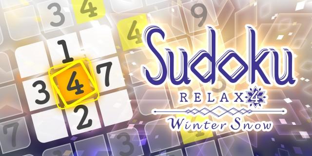 Image de Sudoku Relax 4 Winter Snow