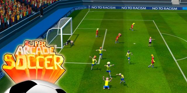 Image de Super Arcade Soccer