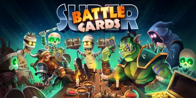 Image de Super Battle Cards
