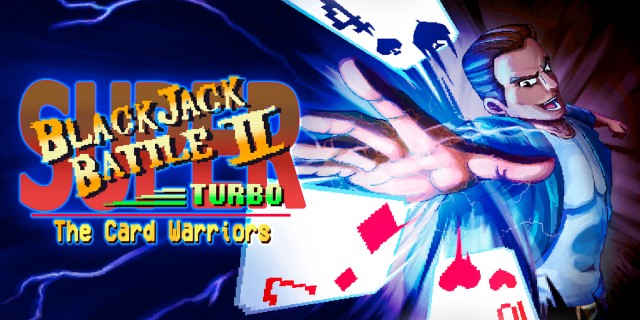 Image de Super Blackjack Battle 2 Turbo Edition - The Card Warriors