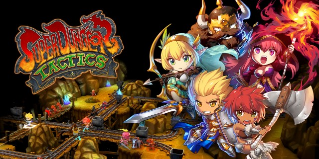 Image de Super Dungeon Tactics