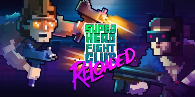 Image de Super Hero Fight Club: Reloaded