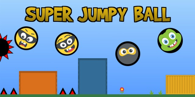Image de Super Jumpy Ball