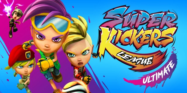 Image de Super Kickers League Ultimate