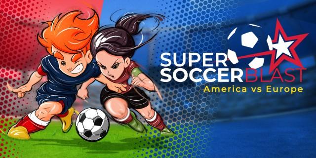 Image de Super Soccer Blast: America VS Europe