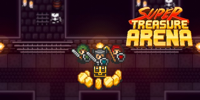 Image de Super Treasure Arena