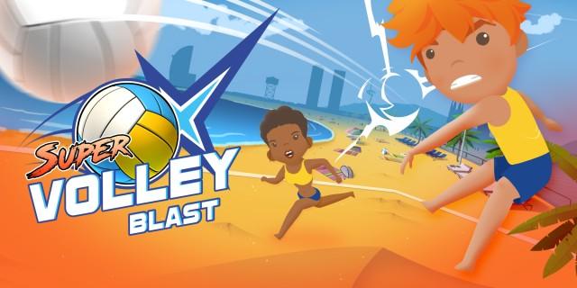 Image de Super Volley Blast