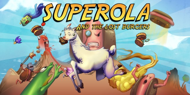 Image de Superola and the Lost Burgers