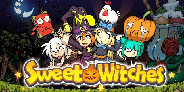 Image de Sweet Witches