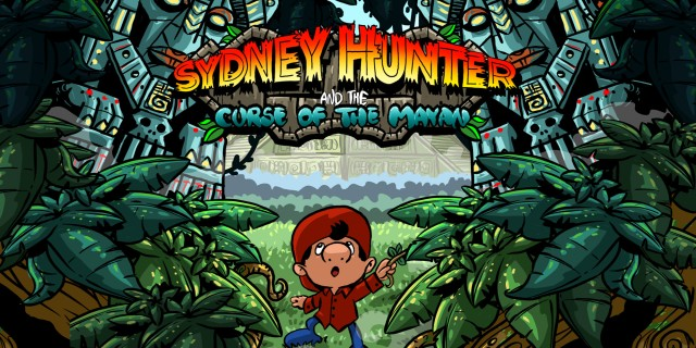 Image de Sydney Hunter and the Curse of the Mayan