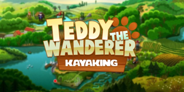 Image de Teddy the Wanderer: Kayaking