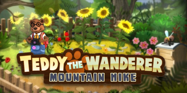 Image de Teddy The Wanderer: Mountain Hike