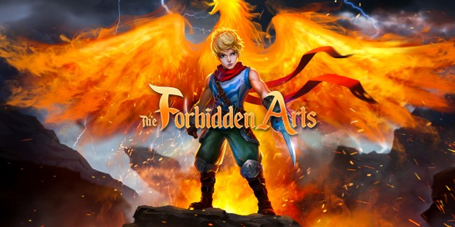 Image de The Forbidden Arts