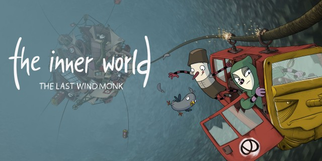 Image de The Inner World - The Last Wind Monk