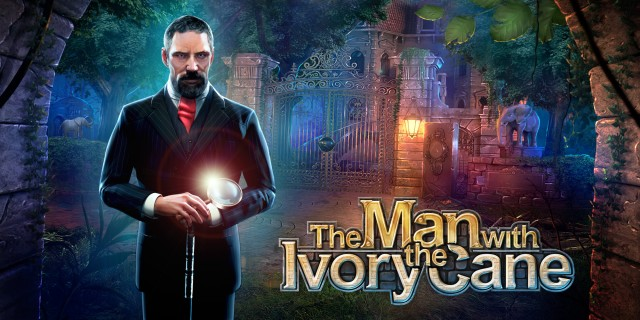 Image de The Man With The Ivory Cane
