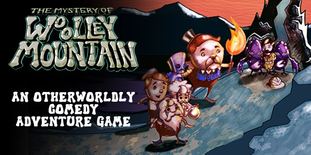 Image de The Mystery of Woolley Mountain