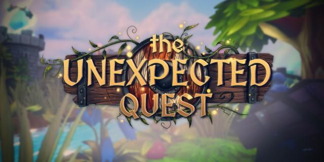 Image de The Unexpected Quest