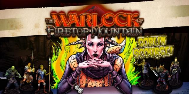 Image de The Warlock of Firetop Mountain: Goblin Scourge Edition!