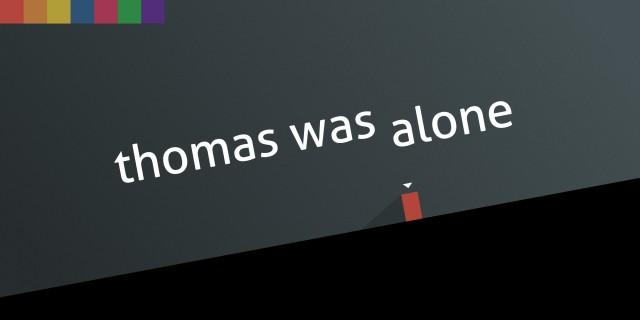 Image de Thomas Was Alone