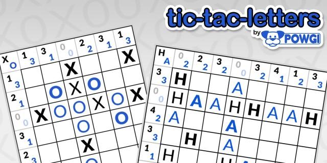 Image de Tic-Tac-Letters by POWGI