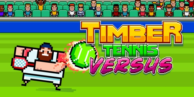 Image de Timber Tennis: Versus