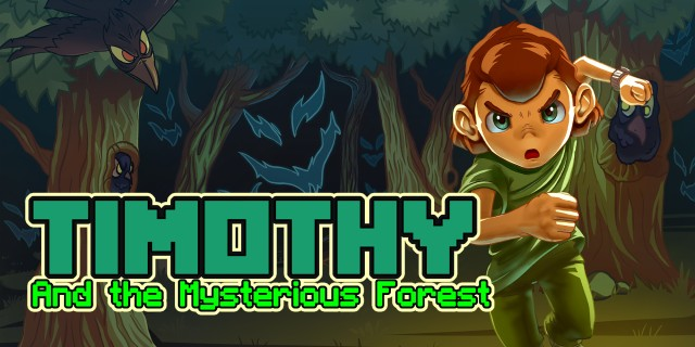 Image de Timothy and the Mysterious Forest