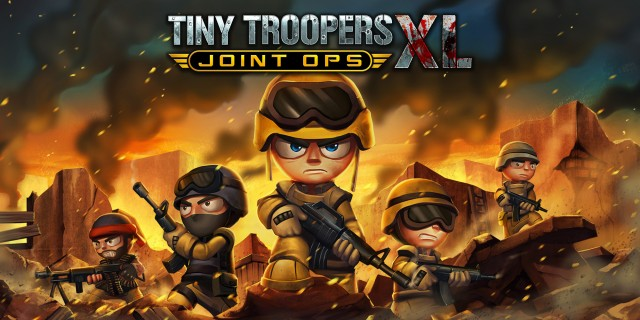 Image de Tiny Troopers Joint Ops XL
