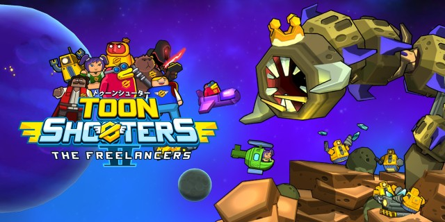 Image de Toon Shooters 2: The Freelancers